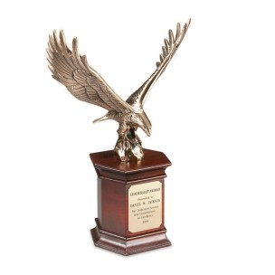 818B Antique Bronze Eagle