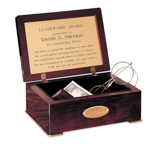 Gift Boxes (Rosewood)