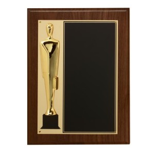 24K Gold Saleperson Plaque